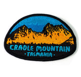 Keep Tassie Wild - Cradle Mountain Badge - Find Your Feet Australia Hobart Launceston Tasmania