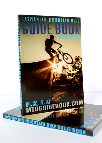 Tasmanian Mountain Biking Guide Book - Find Your Feet