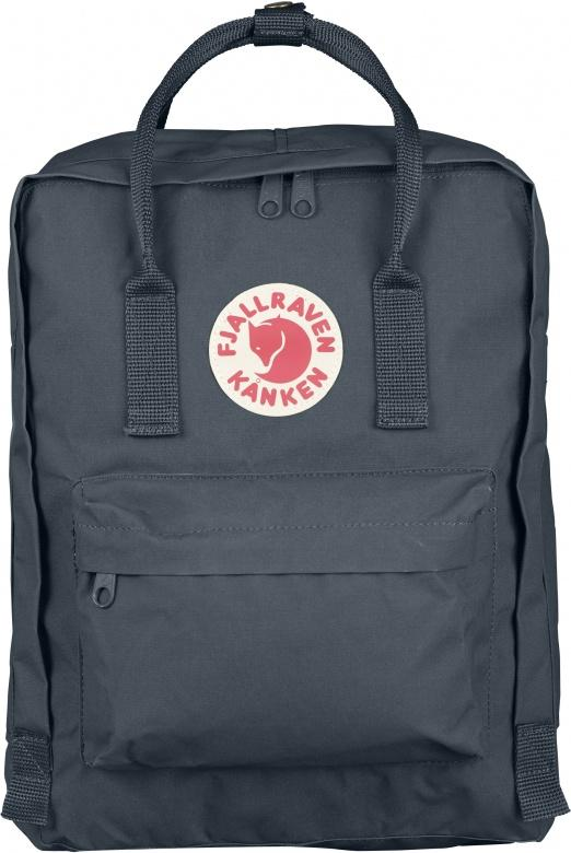 Fjallraven Kanken Backpack - Graphite - Find Your Feet Australia Hobart Launceston Tasmania