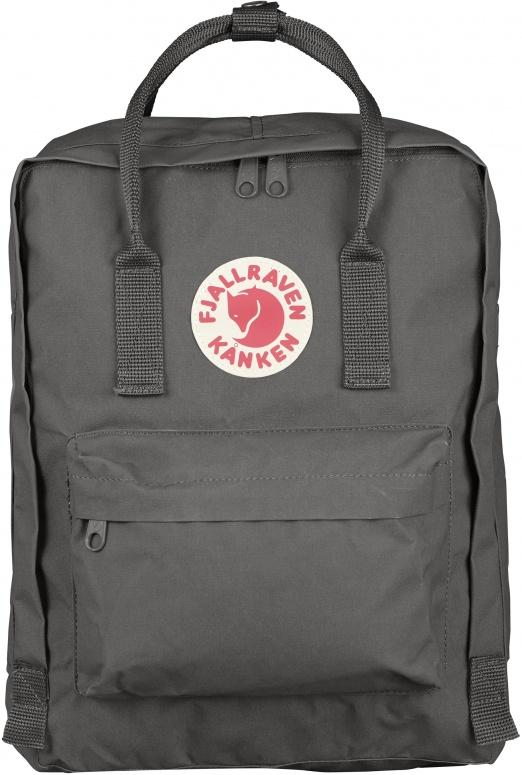 Fjallraven Kanken Backpack - Super Grey - Find Your Feet Australia Hobart Launceston Tasmania