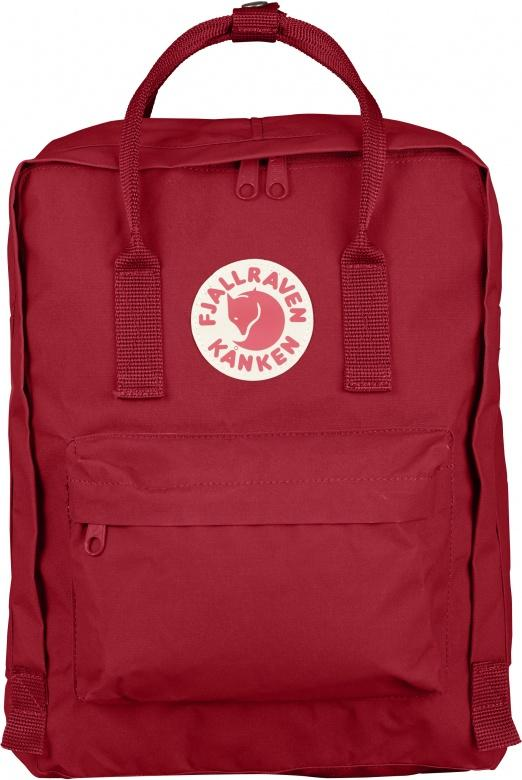Fjallraven Kanken Backpack - Deep Red - Find Your Feet Australia Hobart Launceston Tasmania