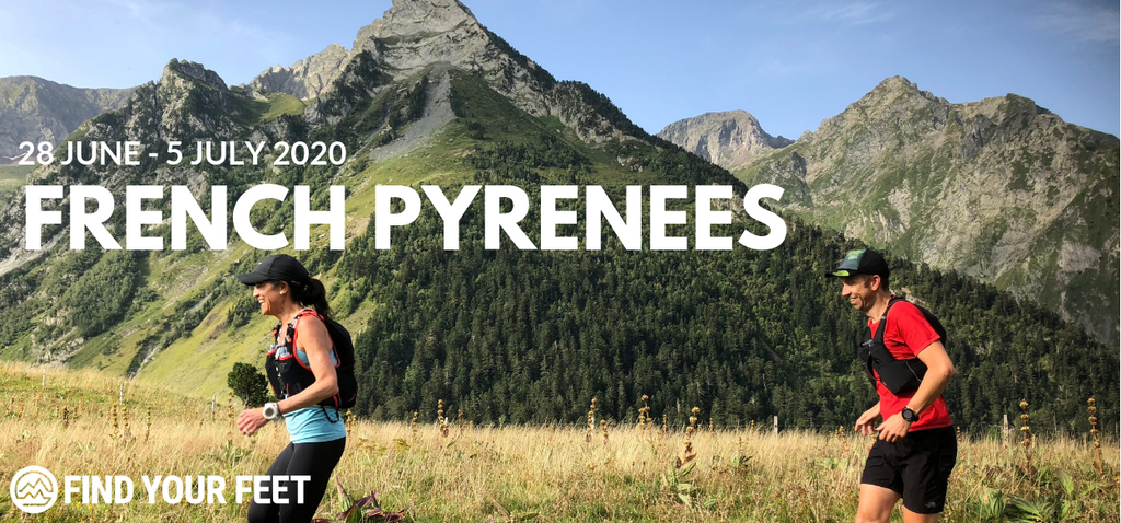 Wild Pyrenees Trail Running Tour France Find Your Feet Tours Hanny Allston