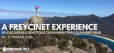 Freycinet Experience Trail Running Tour Hanny Allston Tasmania Find Your Feet Tours