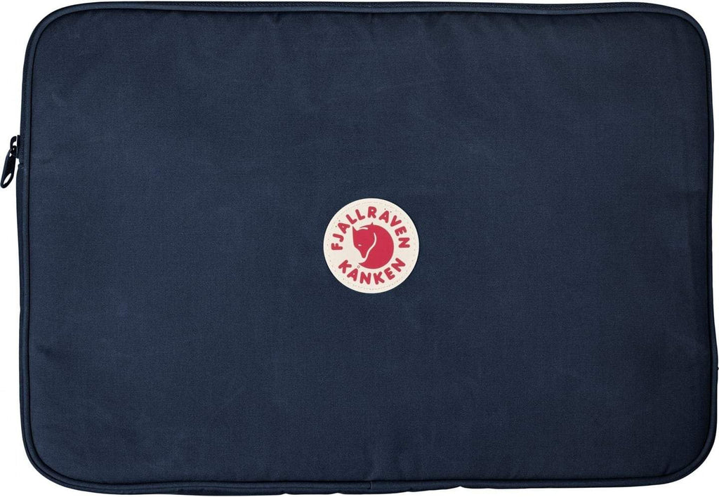 Fjallraven Laptop Case 15 - Navy - Find Your Feet Australia Hobart Launceston Tasmania