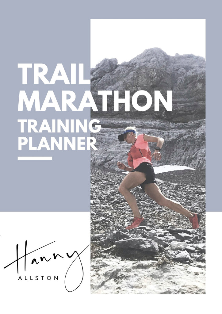 Hanny Allston: Trail Marathon Training Plan - Find Your Feet Australia