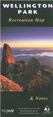Tasmap National Park Maps FIND YOUR FEET Tasmania Hiking Travel Hobart Launceston Tasmania