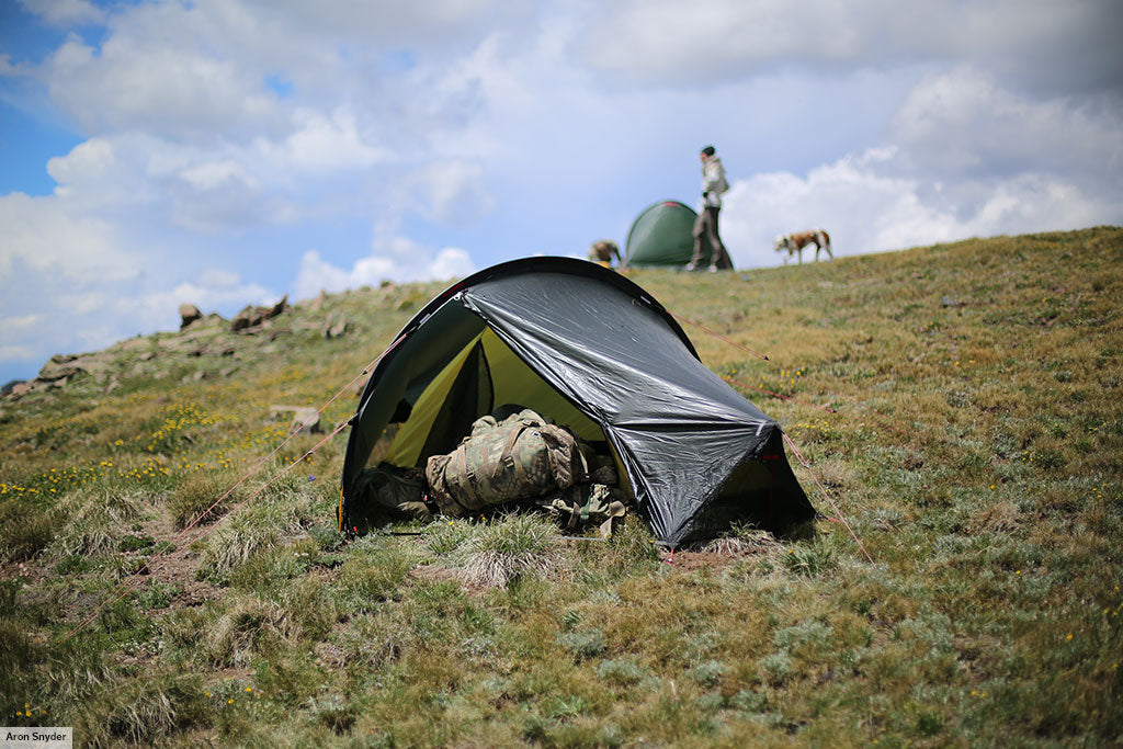Hilleberg Enan Hiking Tent - Find Your Feet Australia Hobart Launceston Tasmania