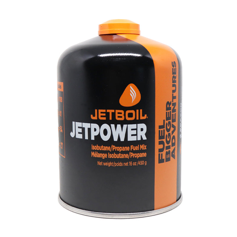 Jetboil Jetpower Fuel - 450g - Find Your Feet Australia Hobart Launceston Tasmania