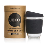 Joco Glass Reusable Coffee Cups 12oz