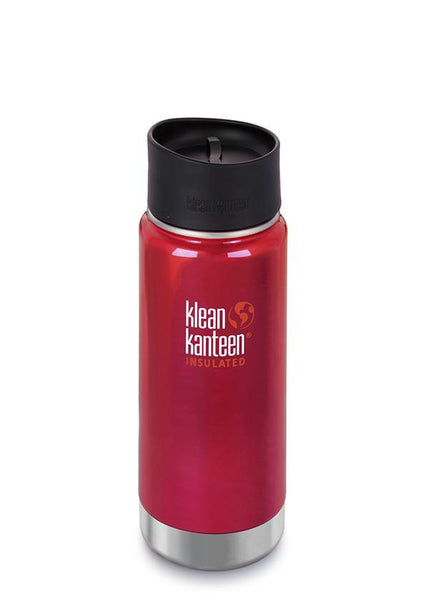 Klean Kanteen Insulated Wide Cafe Cap 473mL