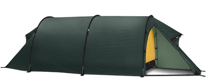 Hilleberg Keron 4 Hiking Tent - Green - Find Your Feet Australia Hobart Launceston Tasmania