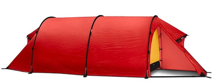 Hilleberg Keron 4 Hiking Tent - Red - Find Your Feet Australia Hobart Launceston Tasmania