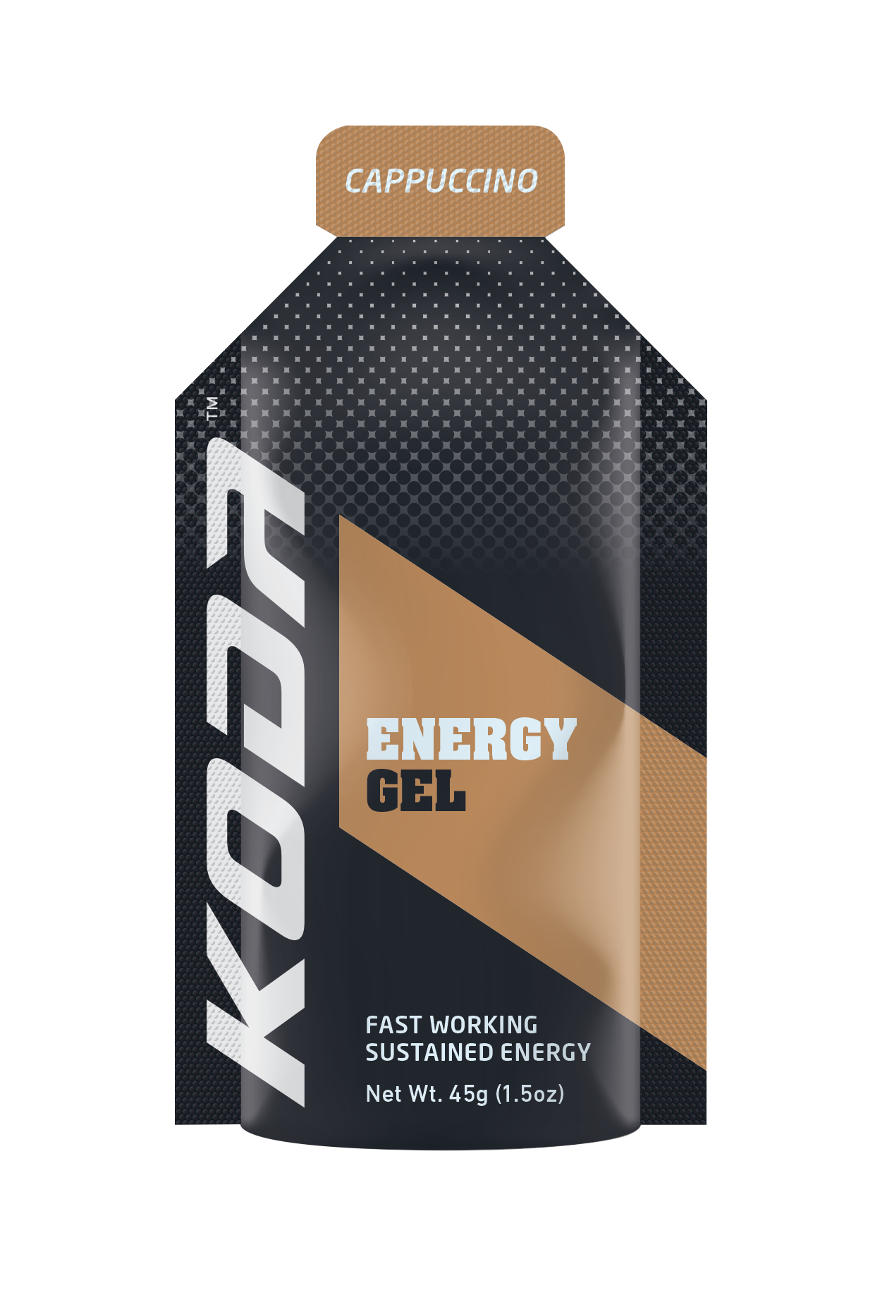 Koda Energy Gels - Cappuccino - Find Your Feet Australia Hobart Launceston Tasmania