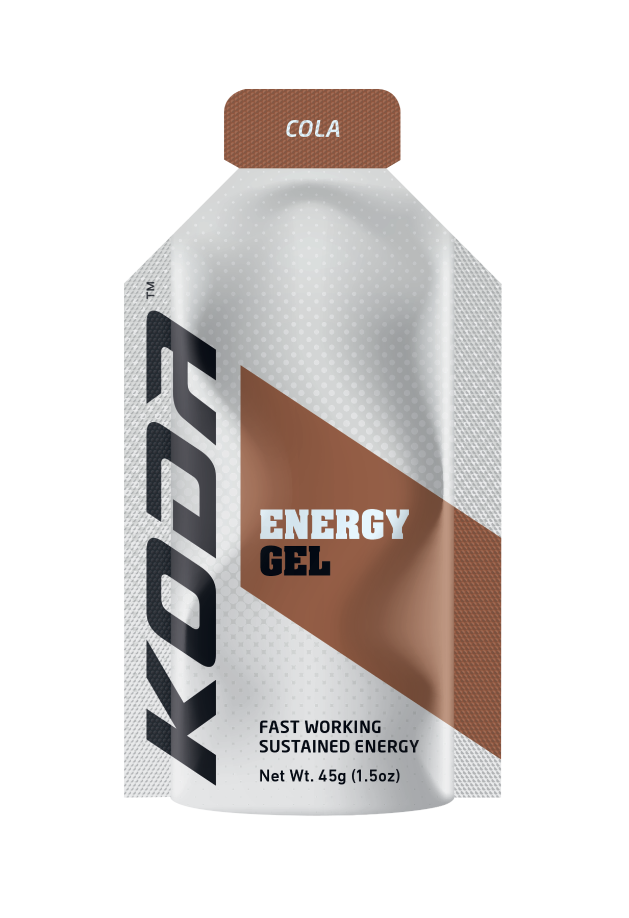 Koda Energy Gels Box Qty (24 Pack) - Cola - Find Your Feet Australia Hobart Launceston Tasmania