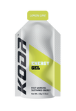 Koda Energy Gels Box Qty (24 Pack) - Lemon Lime - Find Your Feet Australia Hobart Launceston Tasmania