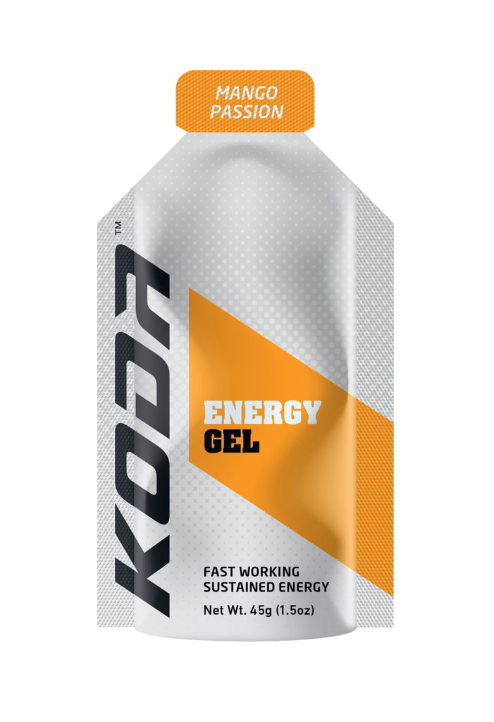 Koda Energy Gels Box Qty (24 Pack)