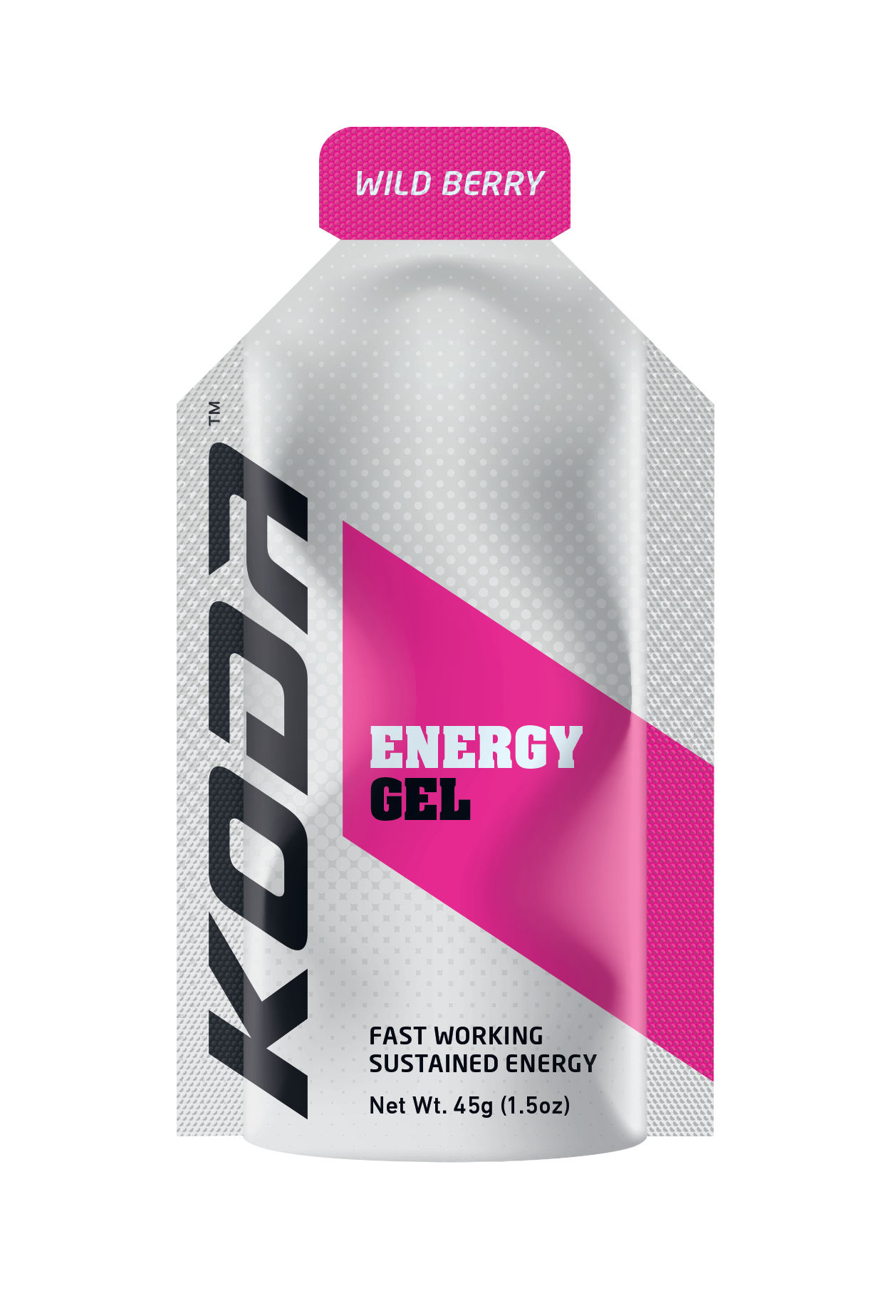 Koda-Shotz Energy Gels Box Qty (24 Pack) - Wild Berry - Find Your Feet - Hobart Australia Hobart Launceston Tasmania Trail Running Hiking