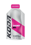 Koda-Shotz Energy Gels Box Qty (24 Pack) Wild Berry - Find Your Feet - Hobart Australia Tasmania Trail Running Hiking