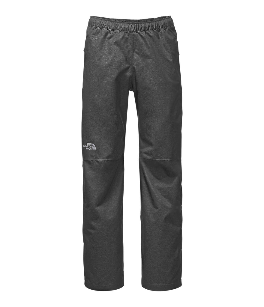 The North Face Venture 2 Half Zip Pant Waterproof (Men's) - Black - Find Your Feet Australia Tasmania Hobart Hiking Running