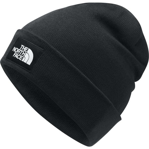 The North Face Dock Worker Recycled Beanie - TNF Black - Find Your Feet Australia Hobart Launceston Tasmania