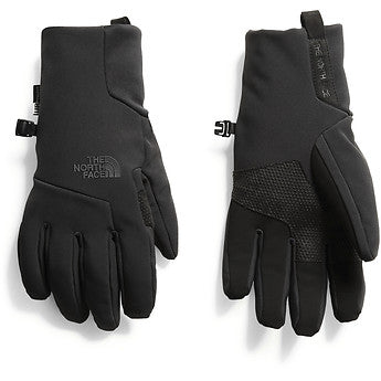 The North Face Apex Etip Gloves (Men's) - Find Your Feet Australia Hobart Launceston Tasmania