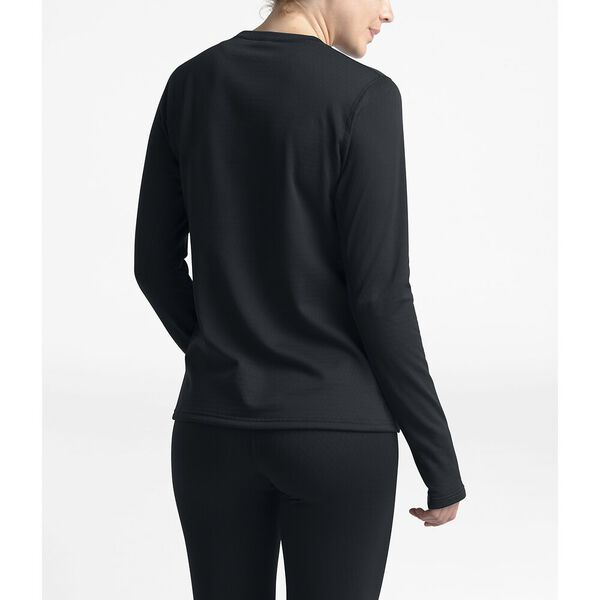 The North Face Ultra Warm Poly Crew (Women's) - TNF Black - Find Your Feet Australia Hobart Launceston Tasmania