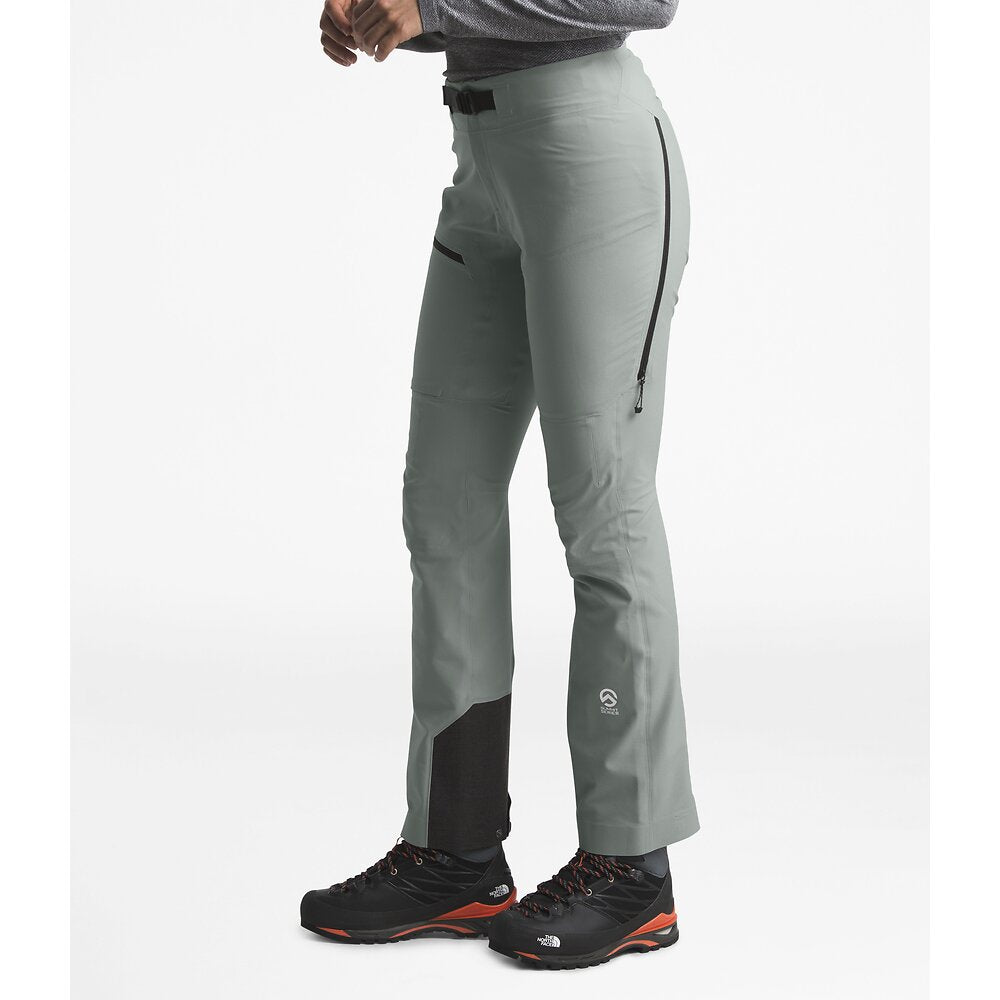 The North Face Summit L4 Soft Shell LT Pants (Women's) - Meld Grey - Find Your Feet Australia Hobart Launceston Tasmania