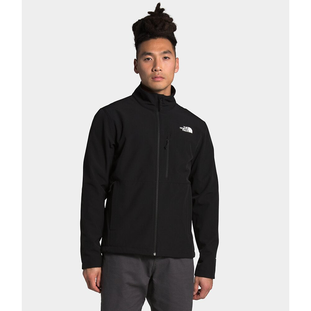 The North Face Apex Bionic 2 Full Zip Jacket (Men's) - TNF Black - Find Your Feet Australia Hobart Launceston Tasmania