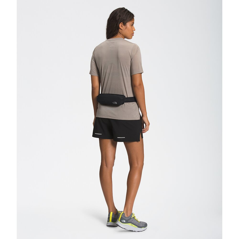 The North Face Run Belt - TNF Black - Find Your Feet Australia Hobart Launceston Tasmania