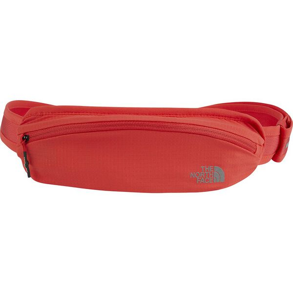 The North Face Run Belt - Horizon Red - Find Your Feet Australia Hobart Launceston Tasmania