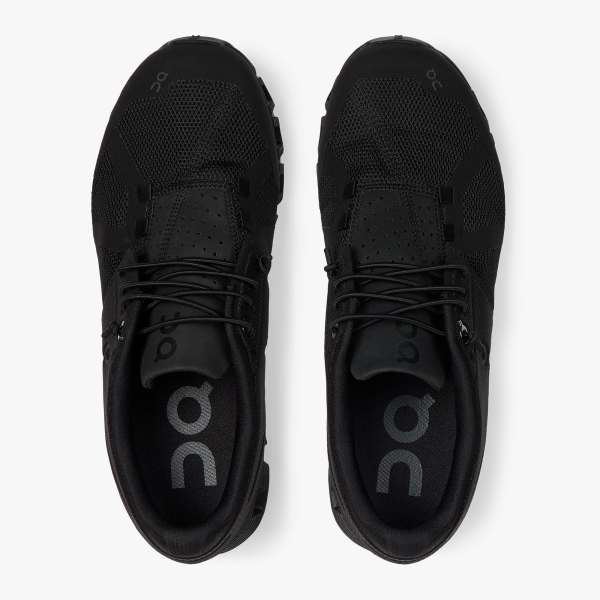 On Cloud Shoe Mens - All Black - Find Your Feet Australia Hobart Launceston Tasmania