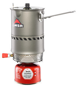 MSR Reactor Stove - Find Your Feet - 2