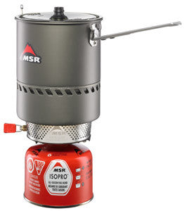 MSR Reactor Stove - Find Your Feet - 1