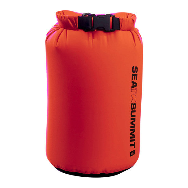 Sea To Summit Lightweight Dry Sack Red - Find Your Feet Australia Tasmania Hobart Waterproof Hiking Trail Running Travel
