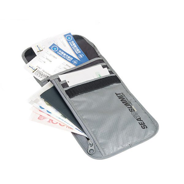 Sea To Summit RFID Neck Wallet - Find Your Feet