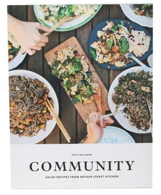 Community Salad Recipes from Author Street Kitchen