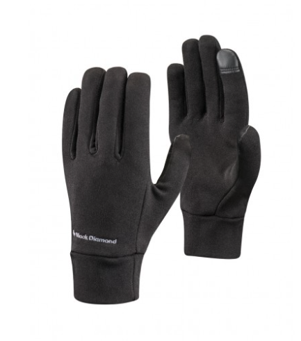 Black Diamond Lightweight Gloves - Find Your Feet - Hobart Australia Tasmania Trail Running Hiking Fleece