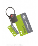 Sea To Summit Card Key TSA Lock - Find Your Feet Australia
