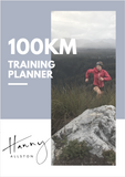 Hanny Allston 100km Generic Training Planner Trail Running Road - Find Your Feet Australia