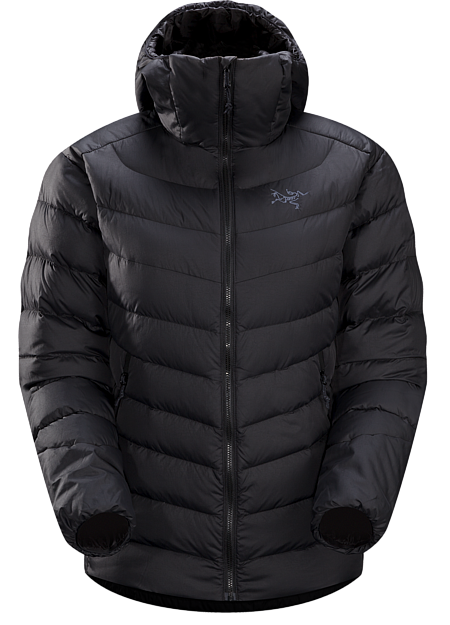 Arcteryx Thorium AR Down Hoody (Women's) - Black - Find Your Feet Australia Hobart Launceston Tasmania