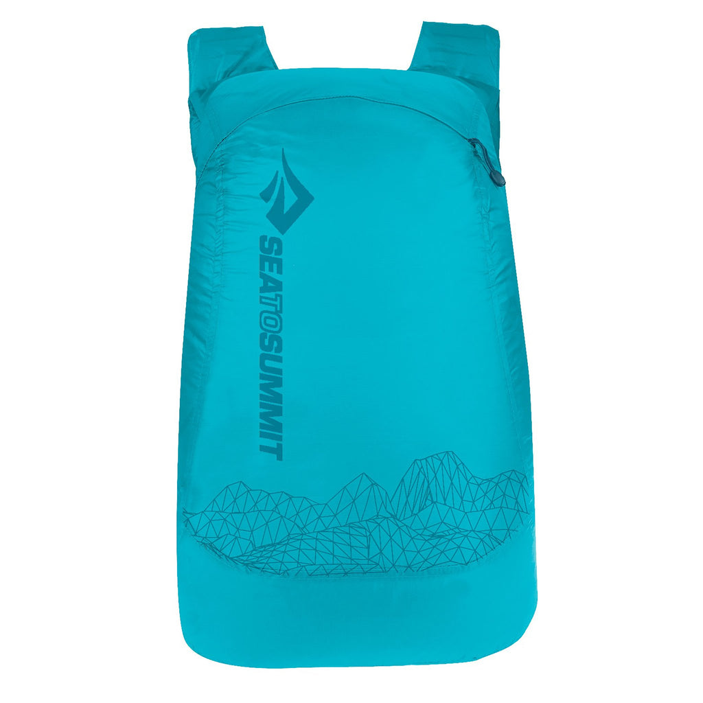 Sea To Summit Ultra-Sil Day Pack Teal - Find Your Feet - Hobart Australia Tasmania Hiking Travel