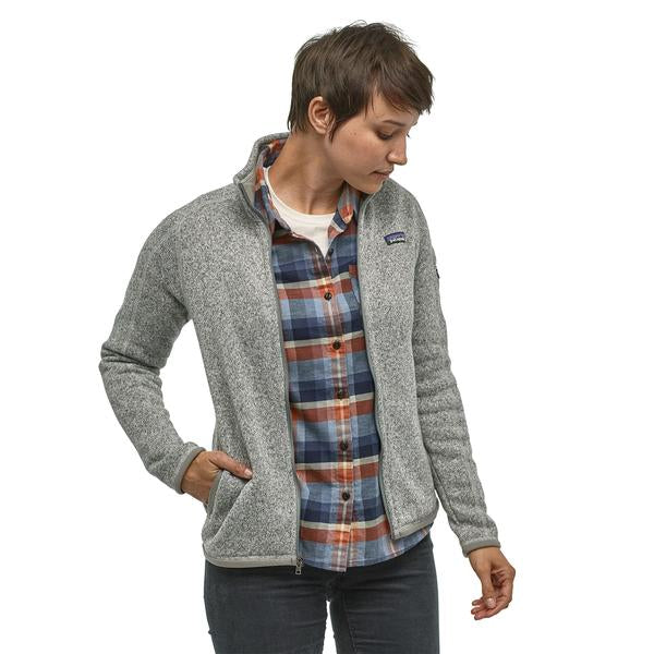 Patagonia Better Sweater Jacket (Women's) - Find Your Feet Australia Hobart Launceston Tasmania