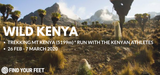 Wild Kenya Trail Running Tour Find Your Feet Tours Hanny Allston