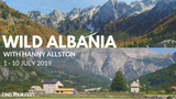 Find Your Feet Trail Running Tours Wild Albania with Hanny Allston
