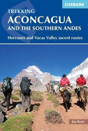 Aconcagua and the Southern Andes Book Find Your Feet Hobart Australia