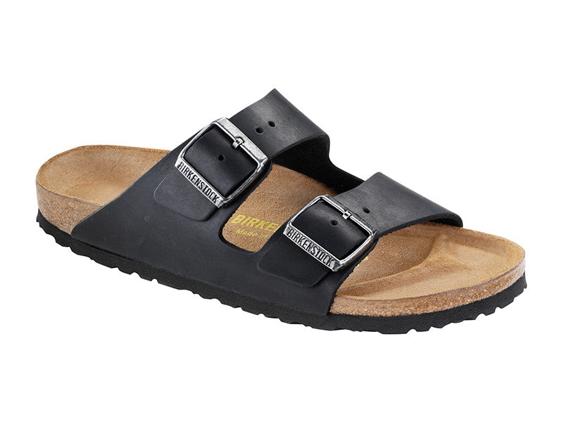 Birkenstock Arizona Nubuck Oiled Sandal (Men's) - Find Your Feet Australia Hobart Launceston Tasmania
