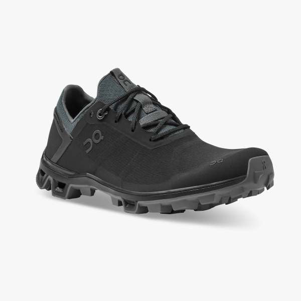 On Cloudventure Peak Trail Running Shoe (Women's) - Black Rock - Find Your Feet Australia Hobart Launceston Tasmania