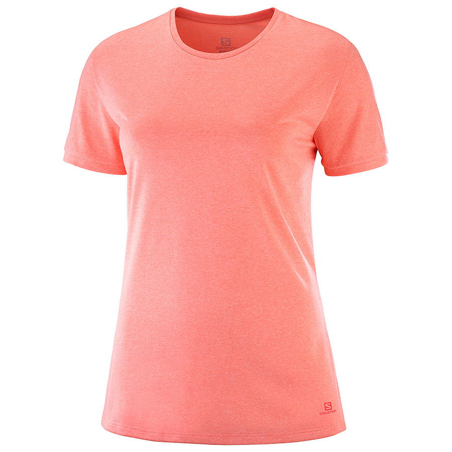 Salomon Comet Classic SS Tee (Women's) Find Your Feet Hobart Australia Desert Flower Trail Running Hiking Hobart Launceston Tasmania