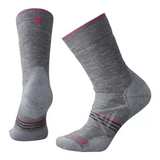 Smartwool PhD Outdoor Medium Crew (Women's) - Medium Grey - Find Your Feet Australia Hobart Launceston Tasmania