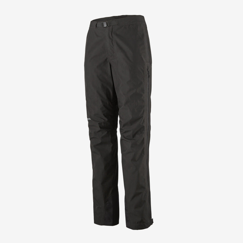Patagonia Calcite Gore-Tex Waterproof Pants (Women's) Black FW20 - Find Your Feet Australia Hobart Launceston Tasmania